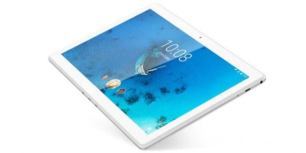 Tablet Lenovo Tab M10 bianco