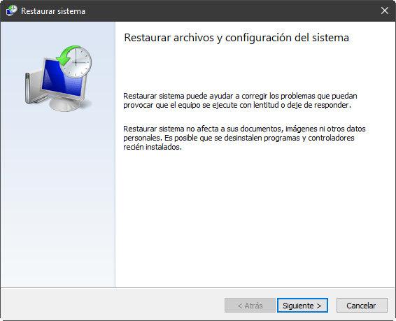 Ripristino configurazione di sistema, un vero toccasana contro i guasti di Windows 10 39