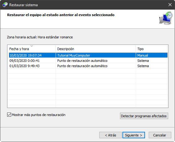 Ripristino configurazione di sistema, un vero toccasana contro i guasti di Windows 10 41