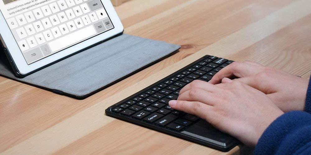 Tastiera 1 da una tastiera