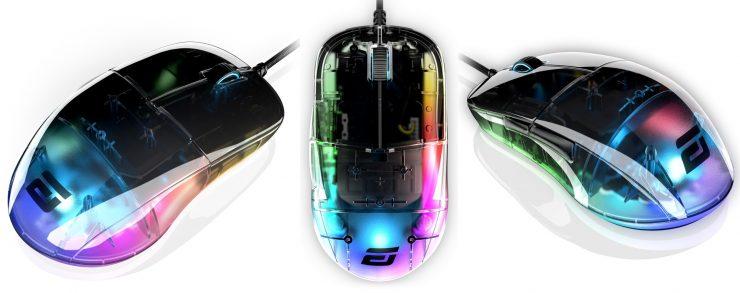 Gear XM1 RGB Dark Reflex