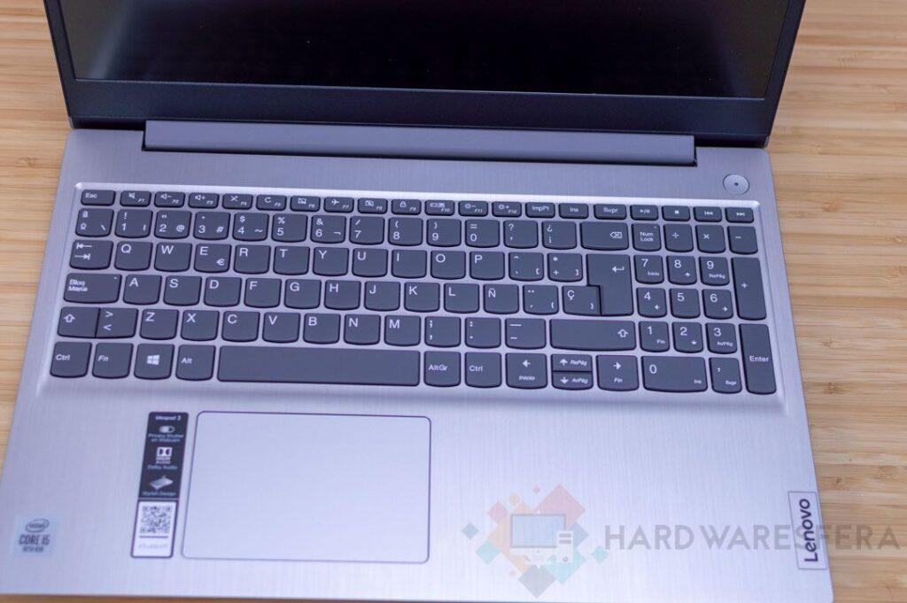 Tastiera portatile LENOVO IDEAPAD 3 15IIL05