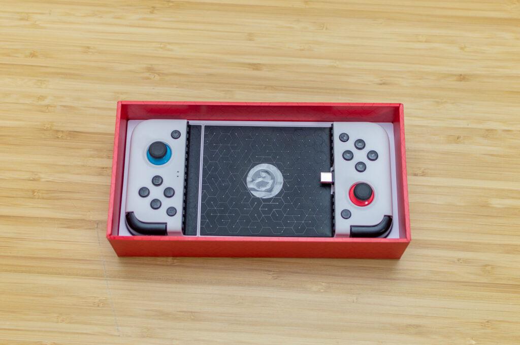 controller gamesir x2 type-c panoramica