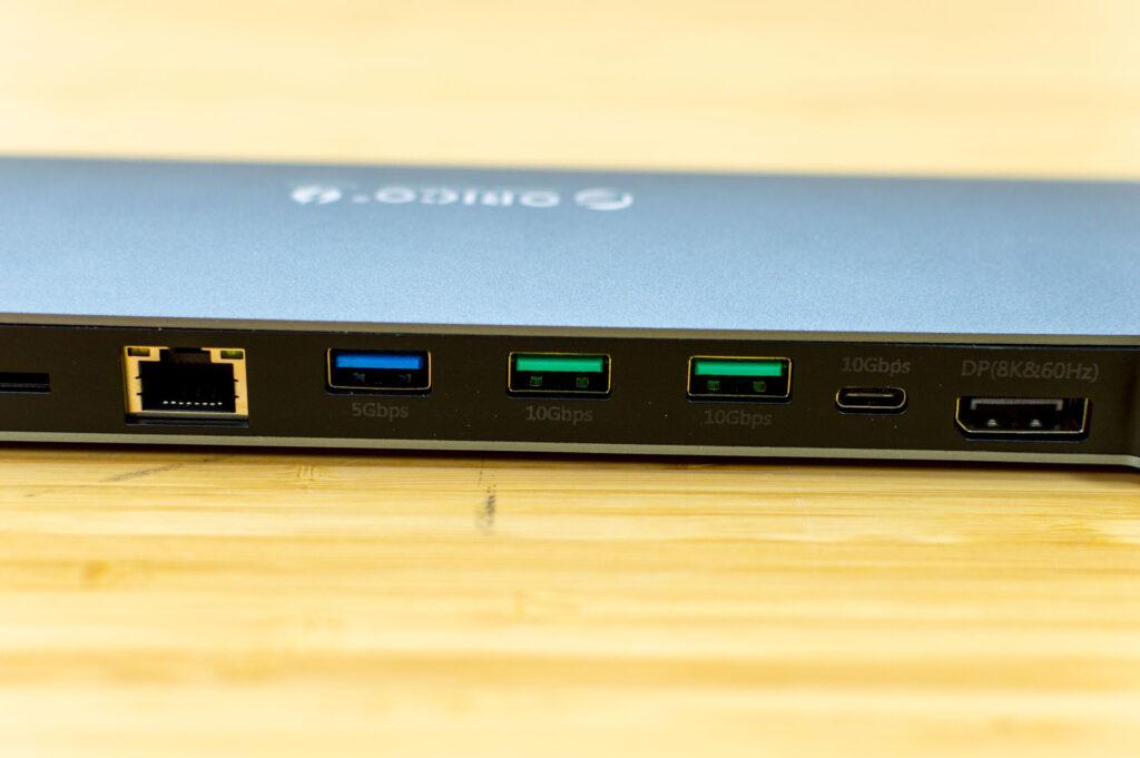 Hub Thunderbolt Orico TB3-S1 USB 3.2 Gen2x2