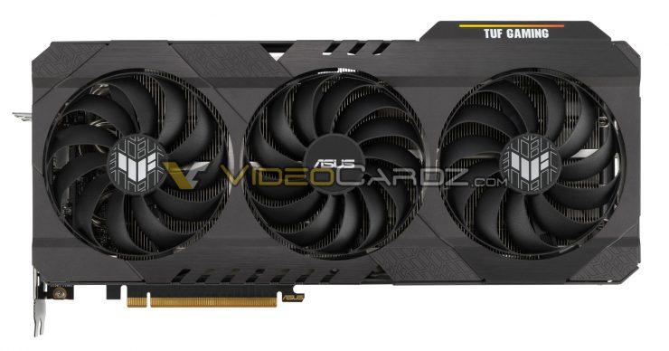 Radeon RX 6700 XT TUF Gaming OC