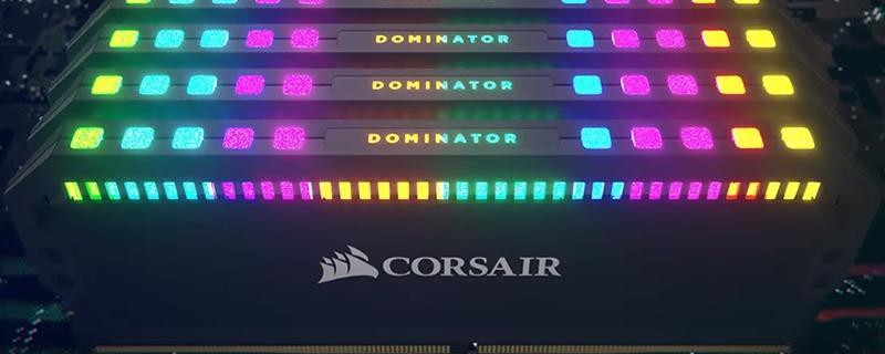 Corsair Dominator Platinum RGB CES 2019