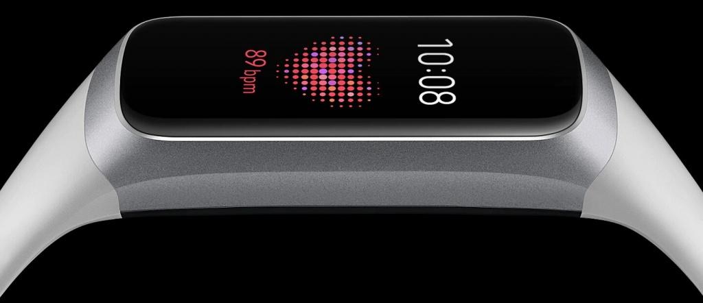 Sensore di frequenza cardiaca Samsung Galaxy Fit