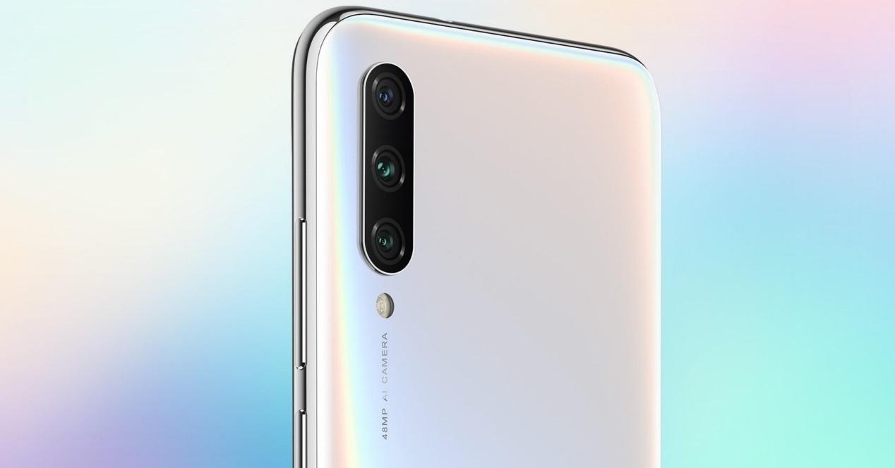 Xiaomi Mi A3 bianco
