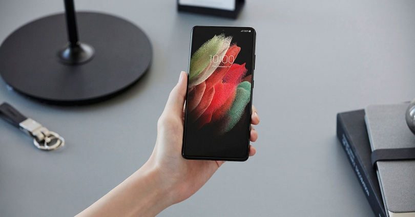 Display del Samsung Galaxy S21 Ultra