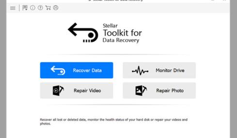 Stellar File Recovery