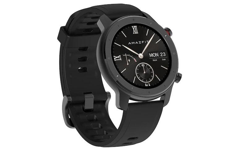 Smartwatch laterale Amazfit GTR Lite