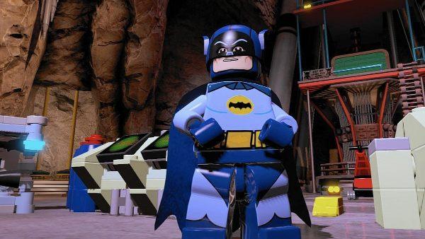Codici Lego Batman 3