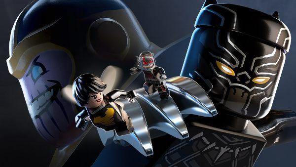 Codici Lego Marvel Super Heroes 2