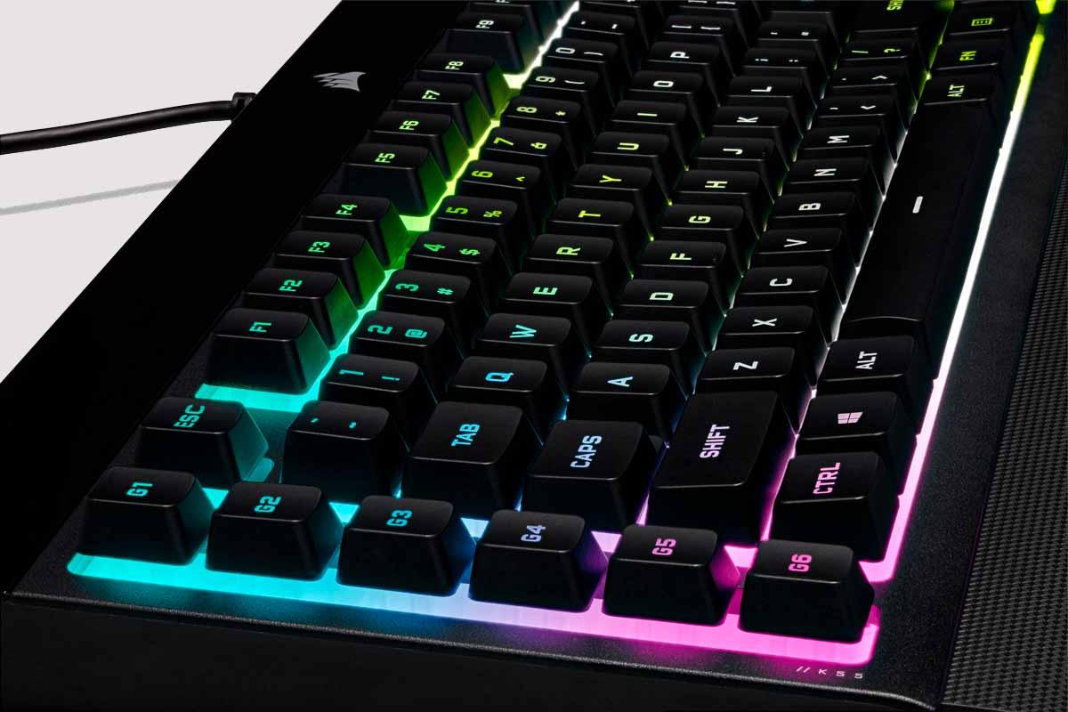 Corsair K55 RGB PRO e K55 RGB PRO XT: giochi senza spendere troppo