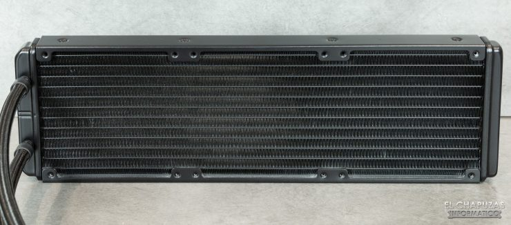 MSI MPG CoreLiquid K360 - Radiatore