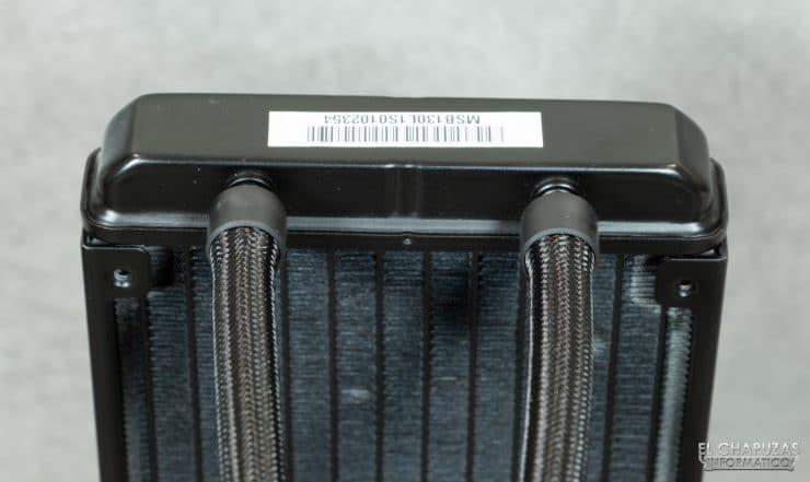 MSI MPG CoreLiquid K360 - Valvole