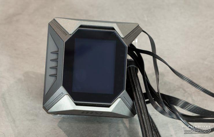 MSI MPG CoreLiquid K360 - Schermo LCD