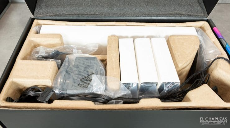 MSI MPG CoreLiquid K360 - Confezione interna