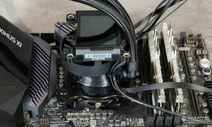 MSI MPG CoreLiquid K360 - Montaggio 3