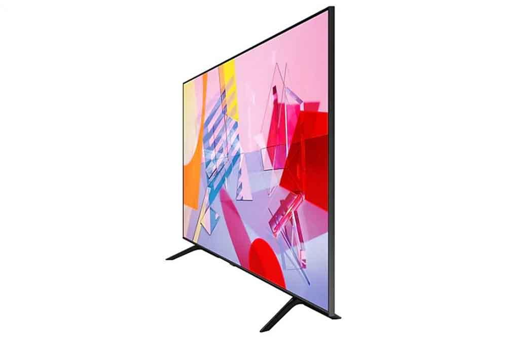 lato della Smart TV Samsung 43Q60T