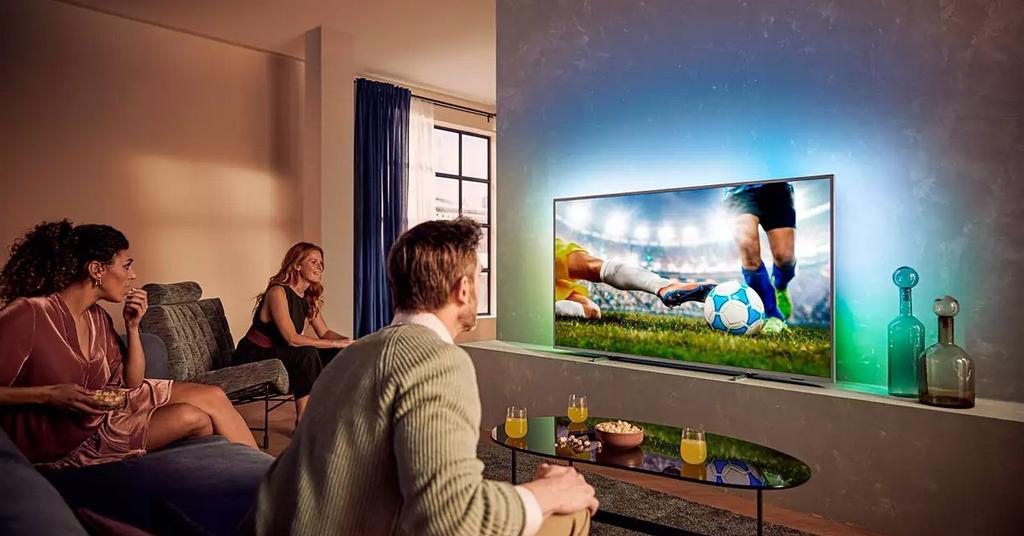 Smart TV Philips Ambilight 75PUS8505 / 12