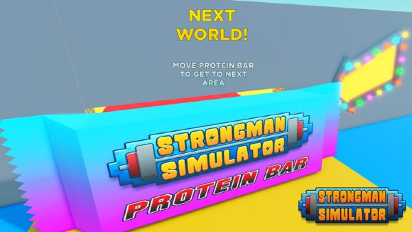 Codici del simulatore di Roblox Strongman