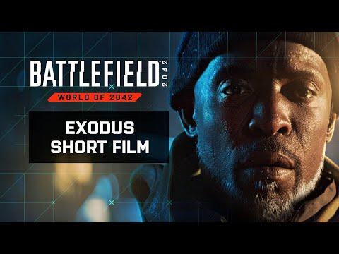 Battlefield 2042 | Cortometraggio Exodus
