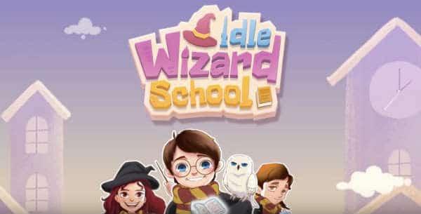 guida e trucchi Idle Wizard School