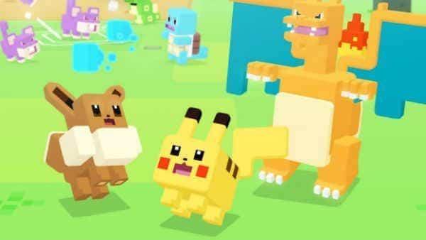 pietre di movimento in Pokemon Quest