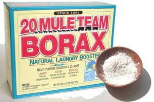 proprietà dell'acido borico