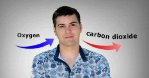 l'acido carbonico nel corpo umano.