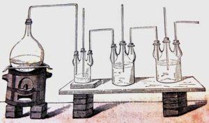 Storia dell'acido cloridrico