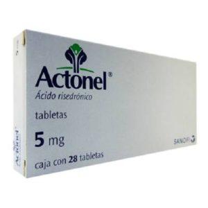 Presentazione commerciale dell'Acido Risedronico