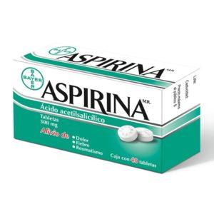 aspirina dell'acido salicilico