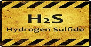 idrogeno solforato. altre proprietà
