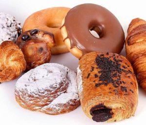 alimenti dolci acidi e pasticceria