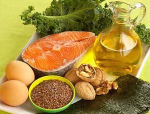 alimenti ad alto contenuto di acido linoleico