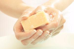applicazioni di acido stearico. saponi