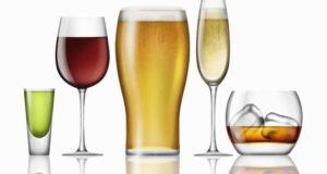 Bevande considerate come parte di alimenti acidi