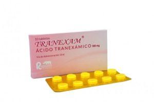 Come funziona l'acido tranexamico