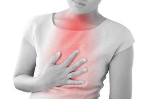 Effetti nocivi dell'acido cloridrico