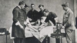 storia dell'acido ipocloroso. La soluzione di Dakin