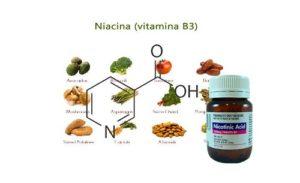 storia dell'acido nicotinico Vitamina B3