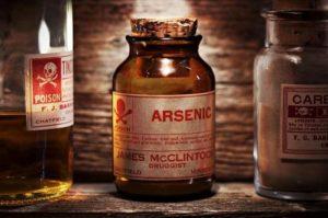 proprietà dell'arsenico