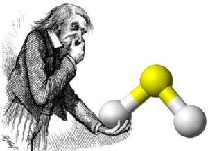 Proprietà dell'idrogeno solforato.