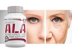 I vantaggi e i benefici dell'acido alfa lipoico per combattere l'invecchiamento
