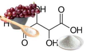 Che cos'è l'acido tartarico