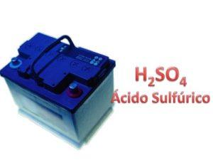 Usi dell'acido solforico